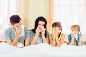 We're here to give you practical advice on how to mind yourself or your family when you're sick